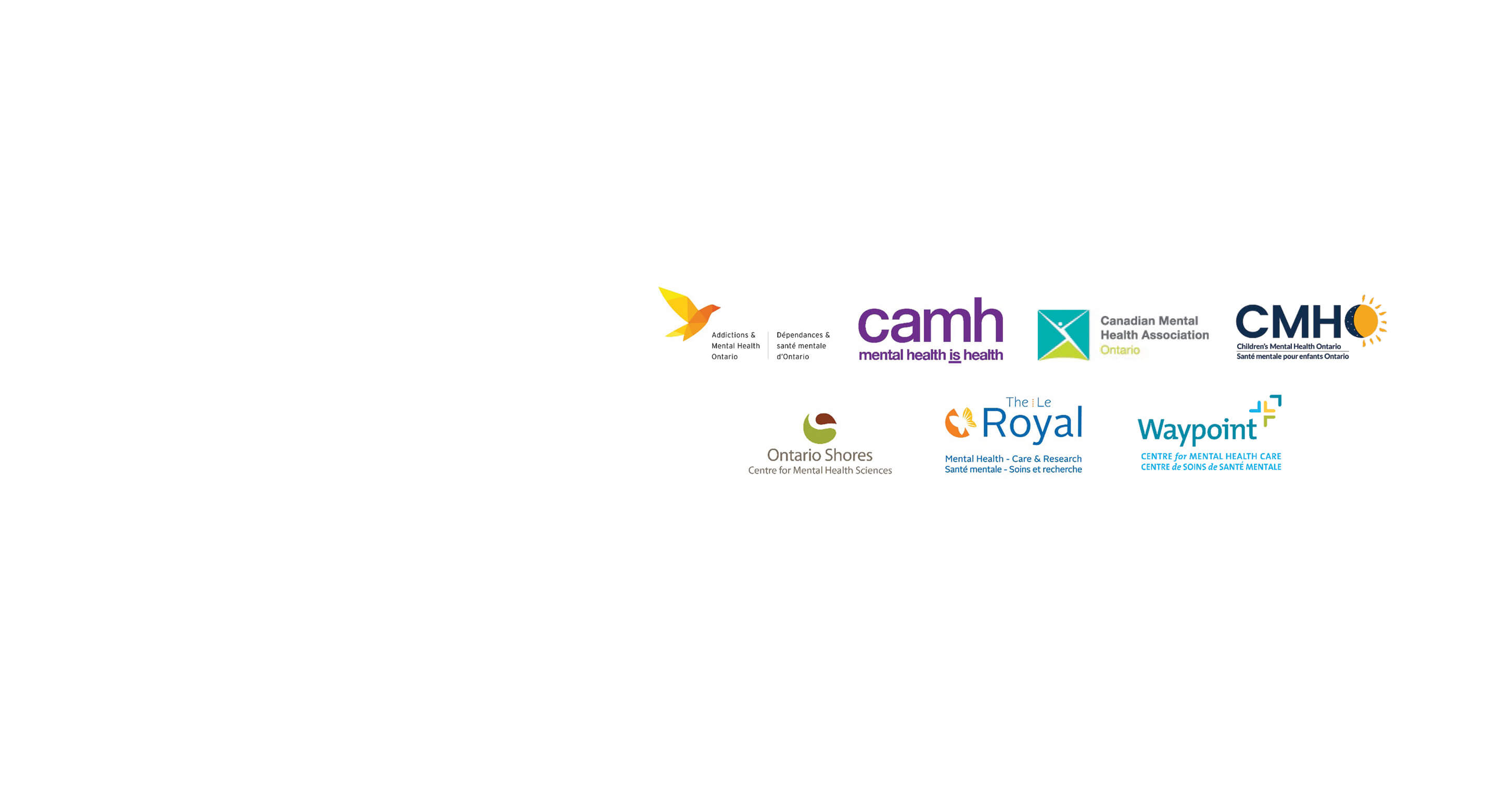 Logos Ontario Mental Health and Addiction providers