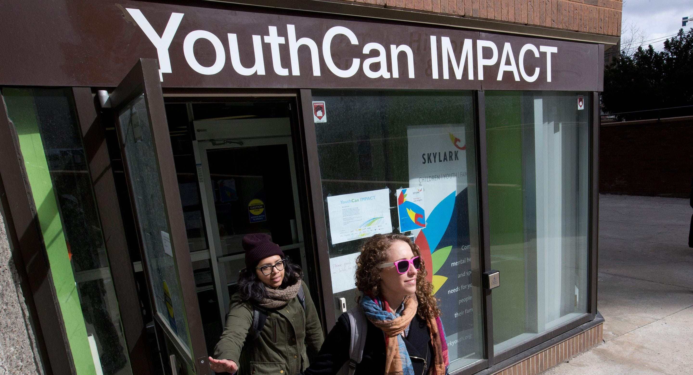 YouthCan IMPACT engaged young people early and often in its creation